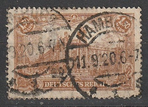 #113 Germany Used lot#190918-6