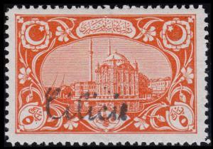 Cilicia Scott 60 (1919) Mint LH VF, CV $45.00