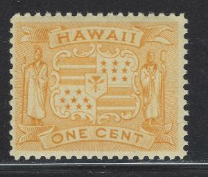 VEGAS - 1894 - Hawaii - Sc# 74 - MNH, Full OG - Fine - Solid - (DG44)