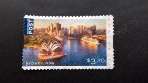 Australia 2019 Definitives - Beautiful Cities Used