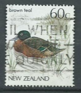 New Zealand SG 1291  VFU