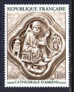 France 1236 Painting MNH VF