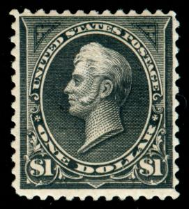 MOMEN: US STAMPS #276 MINT OG NH