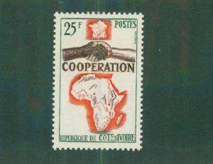 Ivory Coast 221 MH BIN$ 1.10