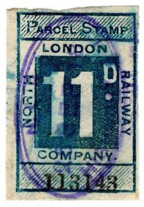 (I.B) North London Railway : Parcel 11d (Highbury & Islington)