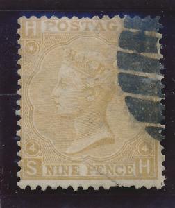 Great Britain Stamp Scott #52, Used, Tear - Free U.S. Shipping, Free Worldwid...