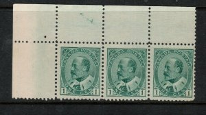 Canada #89iv Very Fine Never Hinged With Strong Hairlines Light Gum Disturbance