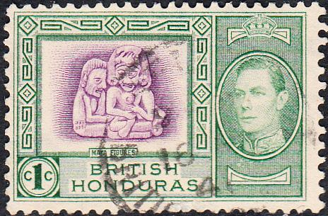 British Honduras #115  Used