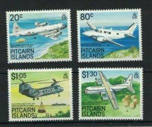 MPN14) Pitcairn Islands 1989 Aircraft MUH