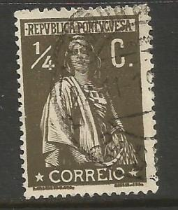PORTUGAL CERES 207 VFU T712