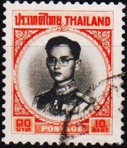 Thailand. 1963 10b S.G.491 Fine Used