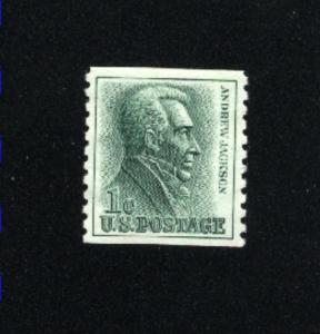 USA #1225   used 1962-1966 PD .08