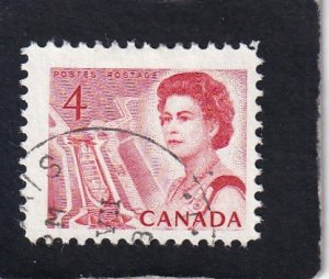 Canada   #    457    used