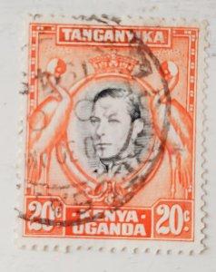 Tanganyika Kenya Uganda 74d