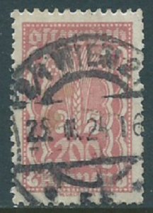 Austria, Sc #273, 200k Used