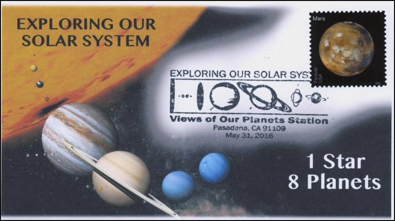 2016, Exploring Our Solar System, Pasadena CA, BW Pictorial, 16-180