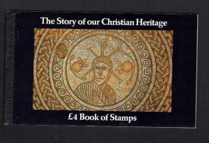 Great Britain: 1984, The Story of our Christian Heritage, Prestige Booklet DX5