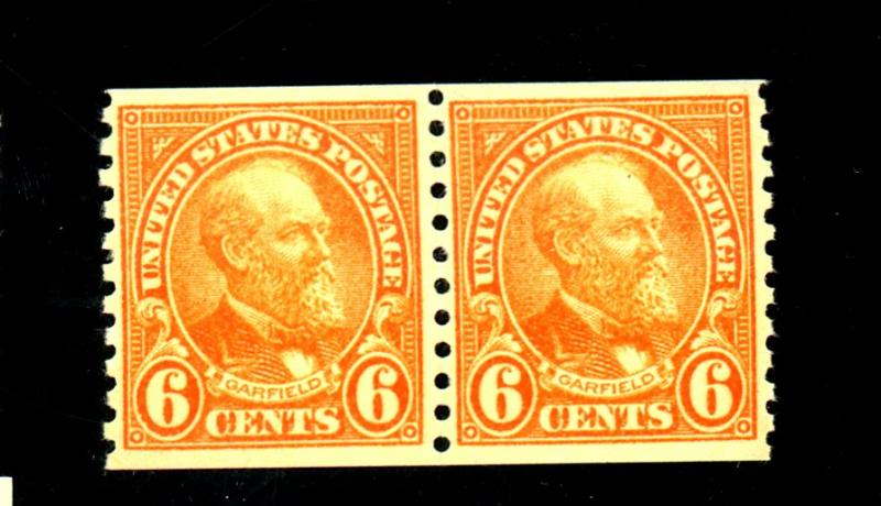 723 MINT Pair F-VF OG NH Cat $33