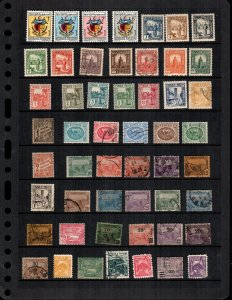 Tunisia  52 diff mint  hinged and used