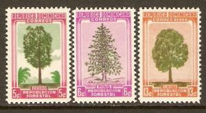 Dominican Rep. #471-2, C96 NH Reforestation Program