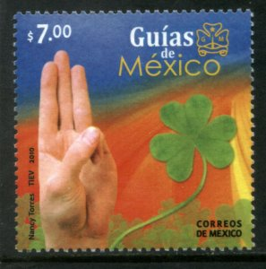 MEXICO 2696, GIRL GUIDES OF MEXICO. Mint NH. VF.