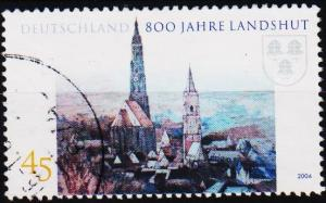 Germany. 2004 45c S.G.3250 Fine Used