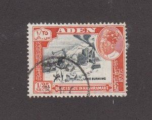 Aden (Hadhramaut) Scott #49 Used