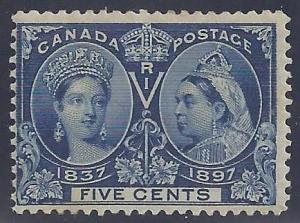 Canada Scott #54 Mint