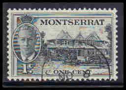 Montserrat Used Very Fine ZA5643