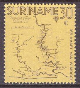 Suriname (1971) #391 MNH