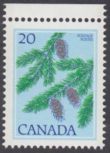 Canada - #718 Douglas Fir  - MNH