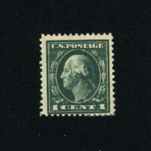 USA #405    Mint   1912-14  PD 4.00