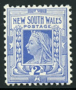 AUSTRALIAN STATES NEW SOUTH WALES SCOTT#103 MINT HINGED