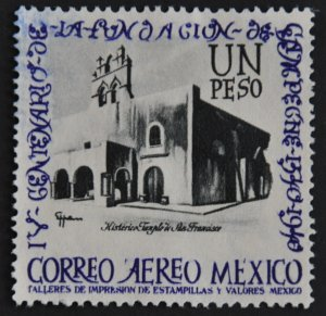 DYNAMITE Stamps: Mexico Scott #C113 – UNUSED