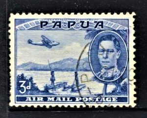 STAMP STATION PERTH Papua New Guinea #C11 Air Post Used CV$15.00