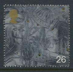 Great Britain SG 2112  Used    - Soldiers Tale