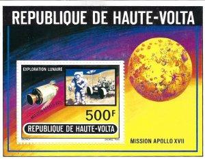 Burkino Faso 294 LH SS SCV $4.50 BIN $2.25 SPACE