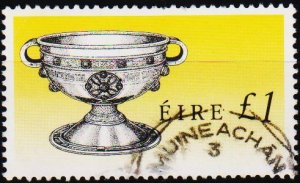 Ireland. 1990 £1 S.G.763 Fine Used