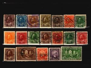 Canada 19 Mostly Used, some faults - C1130