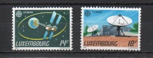 Luxembourg 851-852 MNH