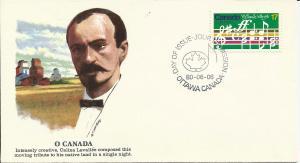 Canada 1980 Scott# 857 FDC