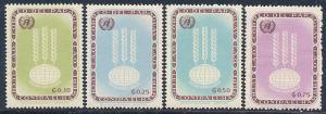 Paraguay Scott # 760 - 763, mint