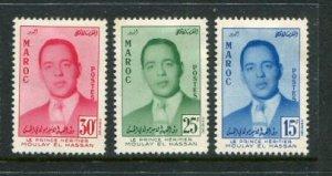 Morocco #16-8 Mint
