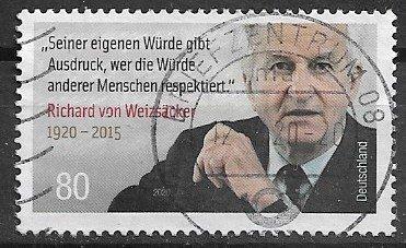 Germany recent 2020 VFU used Weizsäcker