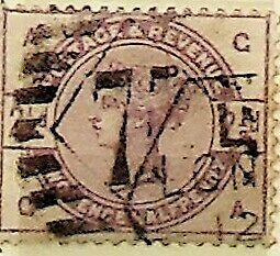 GB 1884 2½d SG 190 Used QV (002883)