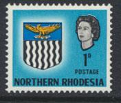 Northern Rhodesia  SG 76  SC# 76 MNH  see detail and scan