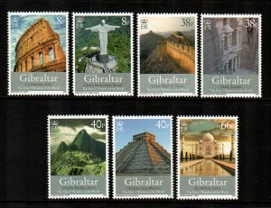 Gibraltar #1146-1152  MNH  Scott $13.50