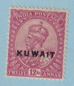 KUWAIT 11  MINT  HINGED OG*  NO FAULTS VERY FINE!