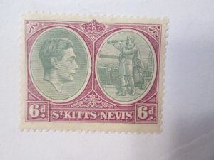 Saint Kitts and Nevis #85a MH 2019 SCV = $4.75