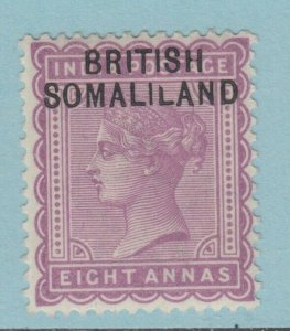 SOMALILAND PROTECTORATE 7 MINT HINGED OG * NO FAULTS VERY FINE! SHORT L VARIETY
